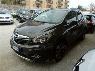 usado Opel Mokka 1.6 CDTI Ecotec 136CV 4x2 Start&Stop Cosmo del 2015 usata a Bari