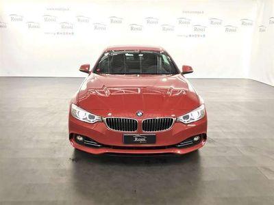 usata BMW 435 i cabrio xdrive Luxury auto rif. 12273607