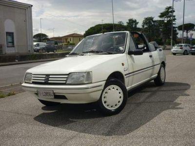 usado Peugeot 205 1.1 Cabriolet CJ
