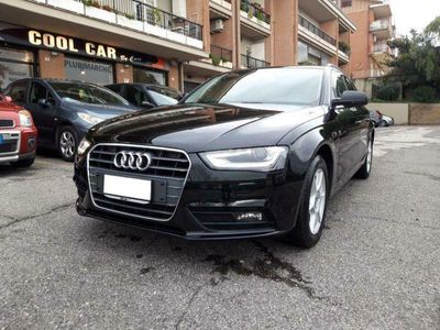 usata Audi A4 Avant 2.0 TDI 120 CV NAVI LED TAGL. UFFICIALI