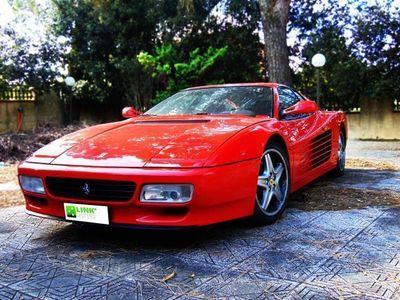 usata Ferrari 512 512Cat Usato
