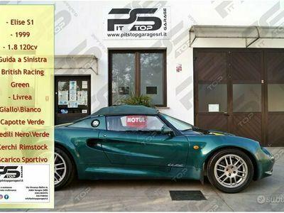 usata Lotus Elise S1 1.8 120cv - Guida Sx - Ventennale - Storica