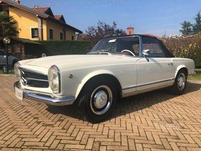 usata Mercedes 230 pagodaAnno 1964
