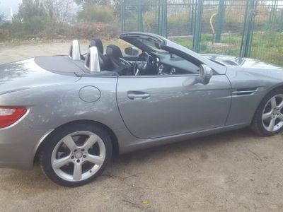 used Mercedes SLK200