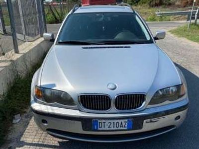 usata BMW 318 318 Serie d 115 Cv (E46) turbodiesel cat Touring
