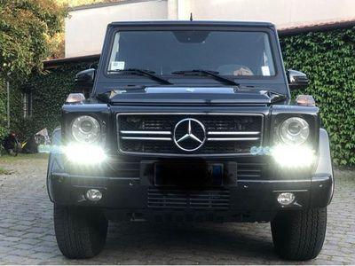 used Mercedes G350 BlueTEC S.W. Lunga