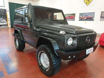 usata Mercedes G300 restauro e preparazione completa ---UNICA---