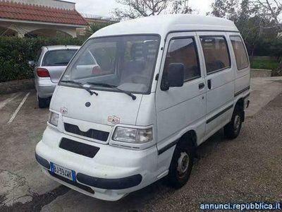 usata Piaggio Porter 1.4 diesel ** 48.000 km * 6 posti ** Napoli