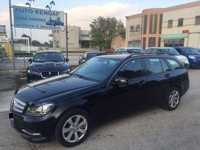 usata Mercedes C200 CDI S.W. Elegance *Aut./Navi/Xenon/Pdc*Impeccabile