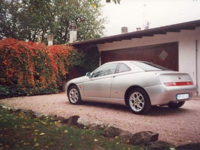 usata Alfa Romeo GTV 1.8 16V Twin Spark a benzina e GPL