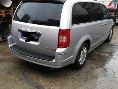 usata Chrysler Grand Voyager Grand Voyager 2.8 CRD cat Limited Auto