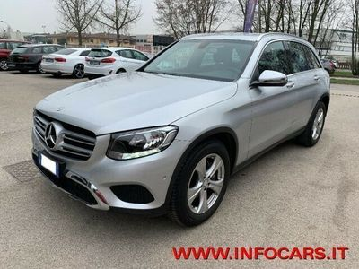usata Mercedes GLC220 d 170 CV 4Matic Business