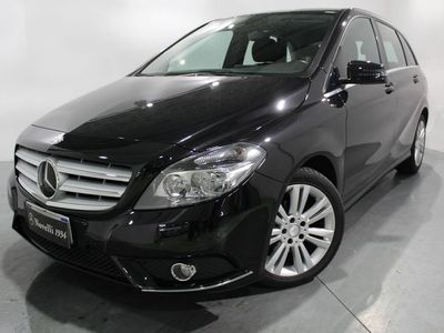 brugt Mercedes B180 - T246 Diesel cdi BE Executive
