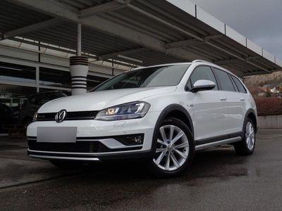 used VW Golf Alltrack 1.8 Tsi Dsg 4motion Bmt Servotronic Aps Navi Klimaautomatik Xenon Mp
