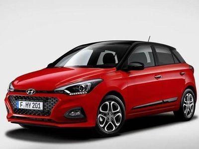 usata Hyundai i20 1.2 5 porte Econext Blackline