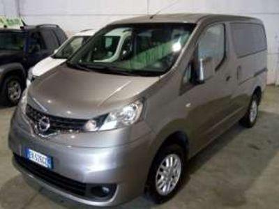 usata Nissan NV200 1.5 dCi 110CV Efficient NAVIGATORE