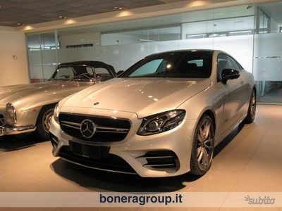 usata Mercedes E53 AMG ClasseAMG E coupe eq-boost 4matic
