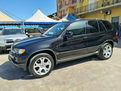 usata BMW 2002 x5 3.0 d 215cv futura