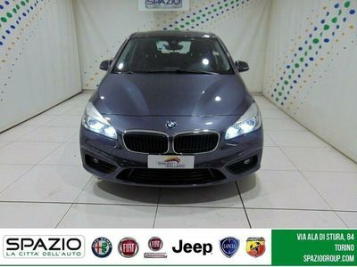 usata BMW 218 Active Tourer SERIE d Advantage usata a Torino