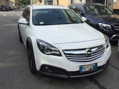 usata Opel Insignia Country Tourer 2.0 CDTI 4x4 163CV aut. NAVI XENO
