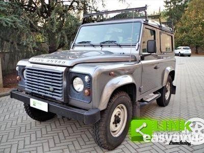 brugt Land Rover Defender 90 2.4 TD4 Station Wagon