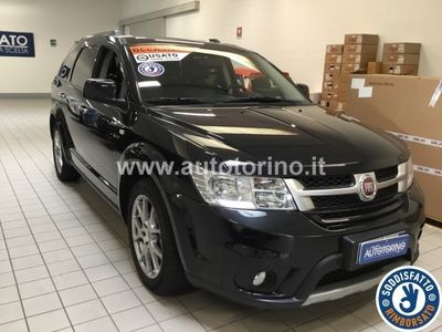 second-hand Fiat Freemont FREEMONT2.0 mjt 16v Lounge 4x4 170cv auto