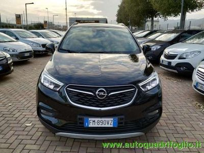 usata Opel Mokka X 1.6 CDTI Ecotec 136CV 4x4 Start&Sto