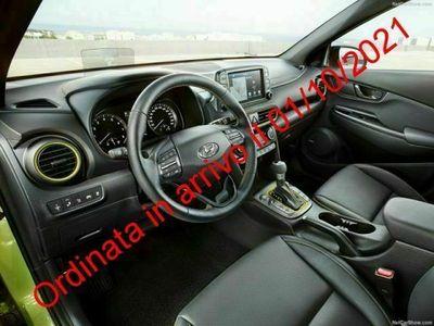 usata Hyundai Kona 1.6 CRDI 115 CV Hybrid 48V iMT XTech