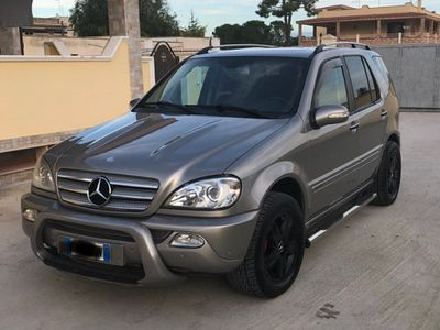 used Mercedes ML270 cdi Special Edition