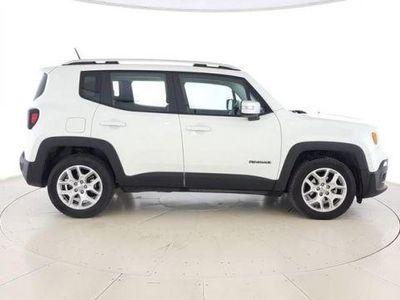 used Jeep Renegade 1.6 multijet 120cv limited