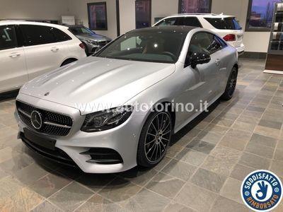 usado Mercedes E220 CLASSE E COUPÉ4MATIC Premium Plus
