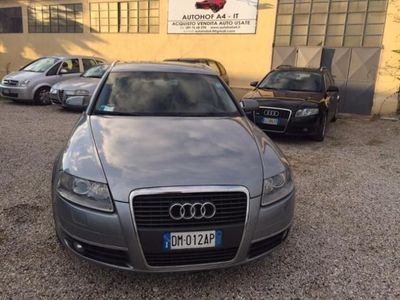 usata Audi A6 3.0 V6 TDI F.AP. qu. Av. tip. Amb.e