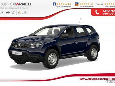used Dacia Duster 1.6 SCe 115CV Access NUOVA DA ...