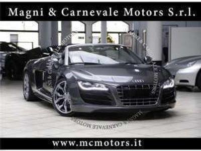 usata Audi R8 Spyder v10 - service completi - pneumatici nuovi