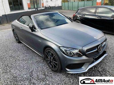 usata Mercedes C43 AMG Classe C4Matic AMG Cabrio Sport