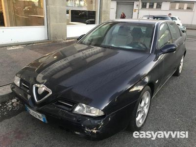 gebraucht Alfa Romeo 166 2.0i V6 turbo cat Super Distinctive