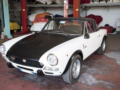usata Fiat 124 abarthsport del 06/1974