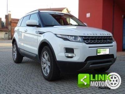 usado Land Rover Range Rover evoque 2.2 SD4 5p. Pure Tech Pack