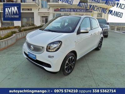 usata Smart ForFour 900 0.9 Turbo Passion Per