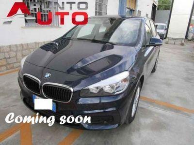 usata BMW 216 Active Tourer d Advantage