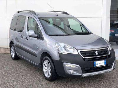 usata Peugeot Partner Tepee PartnerBlueHDi 120 S&S Outdoor