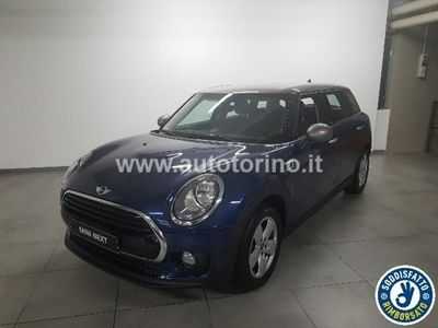 brugt Mini Cooper Clubman CLUBMAN 2.0 D Business auto