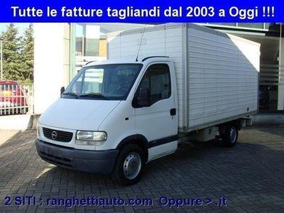 usado Opel Movano 35 2.5 DTI PL Telaio Cabinato CON FU