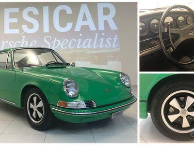 usata Porsche 911 2.2 T - anno - Conda Green color