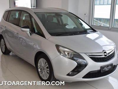 used Opel Zafira Tourer 2.0 CDTi 130CV aut. Cosmo 7 POSTI NAVI