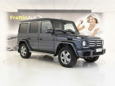 second-hand Mercedes G350 BlueTEC S.W. Lunga