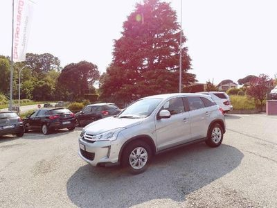 used Citroën C4 Aircross 1.6 HDi 115 Stop&Start 2WD Exclusive