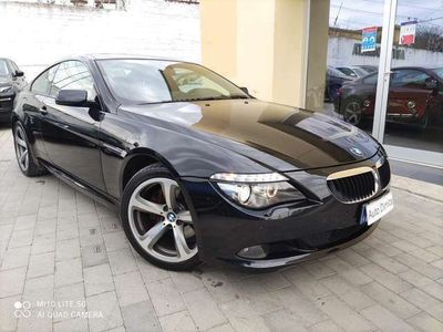 usata BMW 635 Serie 6 (E63/E64) INTERNO M-SPORT