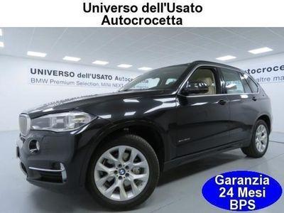 usata BMW X5 xDrive40d Luxury Auto EURO 6