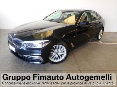 usata BMW 520 d xdrive luxury aut. diesel